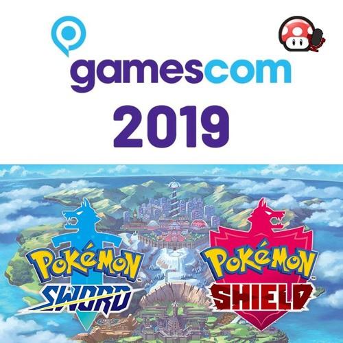 Seizoen 2 aflevering 3 - Terugblik op Gamescom 2019 en een (zwaar) teleurstellende Pokémon demo