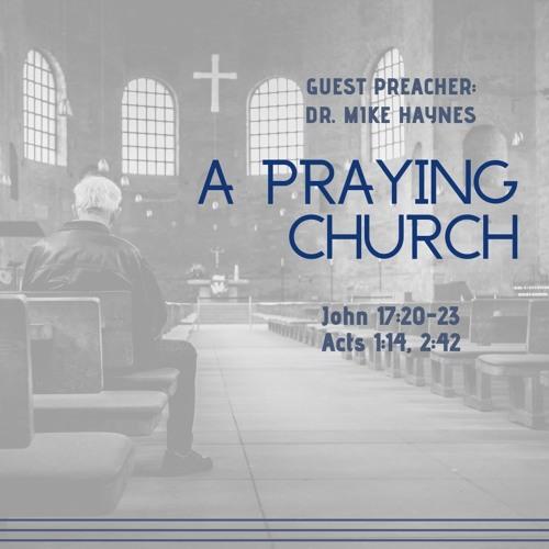 Dr. Mike Haynes | A Praying Church