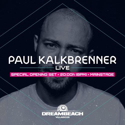 Paul Kalkbrenner (live) - Dreambeach Villaricos 2019 (techno)