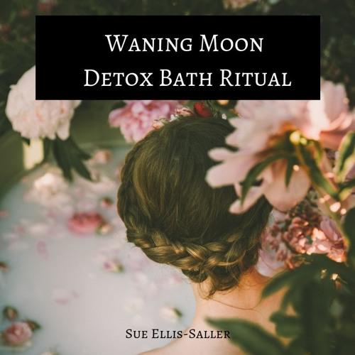 Sutopia - Monday, August 26, 2019 - Waning Moon Detox Bath Ritual