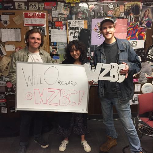 Will Orchard -- I Miss You Like Sunday (Live @ WZBC)