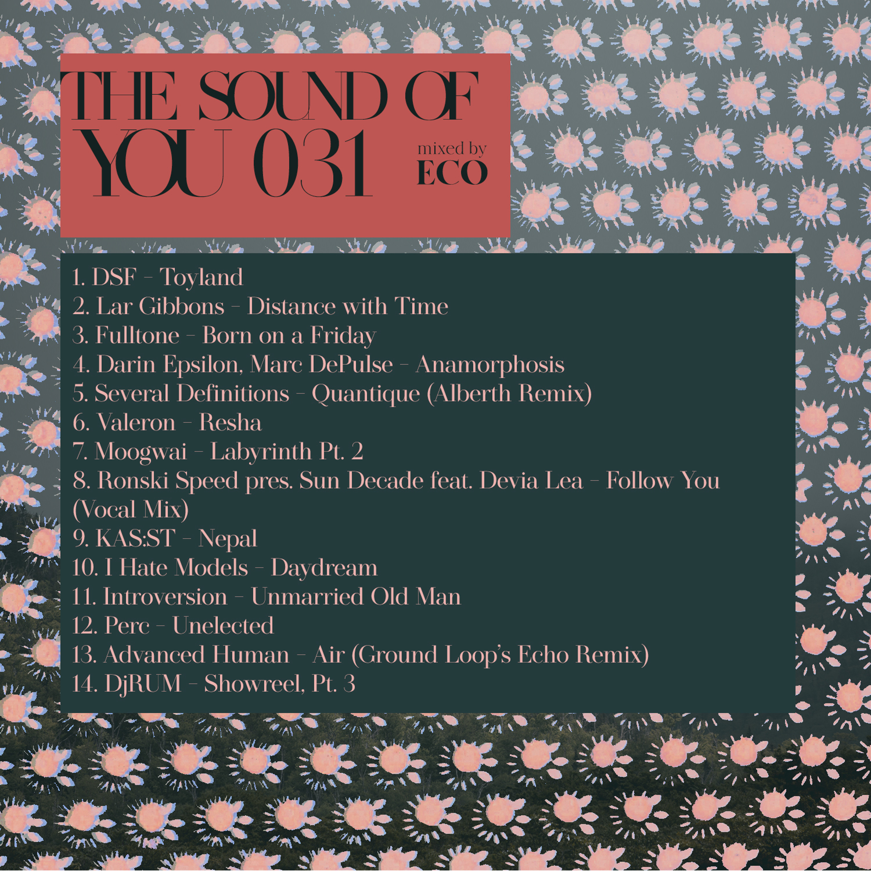 The Sound of You 031
