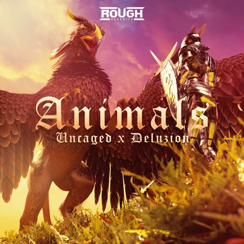 Uncaged & Deluzion - Animals (OUT NOW)