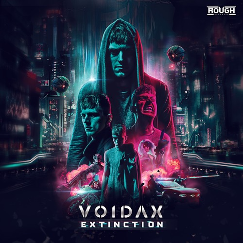 Voidax - Extinction (OUT NOW)
