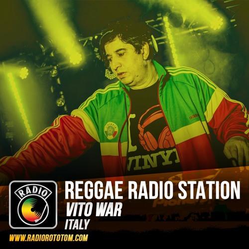 Reggae Radio Station Italy - Radio Rototom 16.08.2019