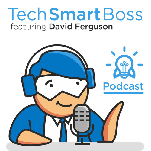 Episode 135: How To Reuse Your Existing Content To Drive Sales (The Tech Smart Boss Way)