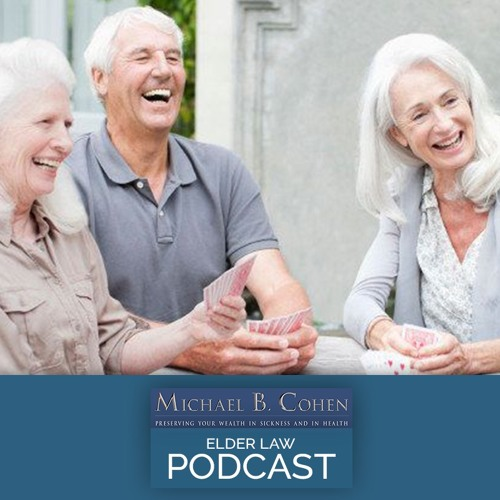 Dallas Elder Law Attorney Michael Cohen speaks on Estate Planning, August 13th, 2019