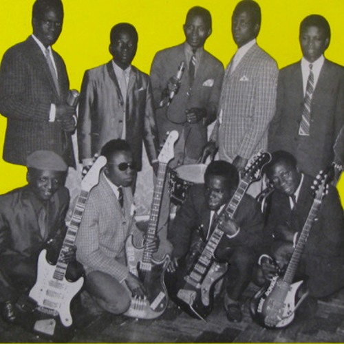 Kwashibu Area Band: Original Highlife Mix