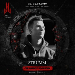 Strumm. (live)@ Hell Festival 2019 [Triebton Dayfloor]
