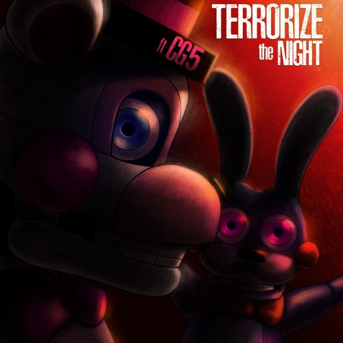 Terrorize The Night Ft. CG5 (FNAF Help Wanted VR Funtime