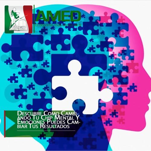 Podcast 347 AMED -  Descubre Como Cambiando Tu Chip Mental Y Emociones Puedes Cambiar Tus Resultados