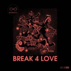 Premiere: Rocco Rodamaal feat. Keith Thompson 'Break 4 Love' (Atjazz Galaxy Aart Remix)