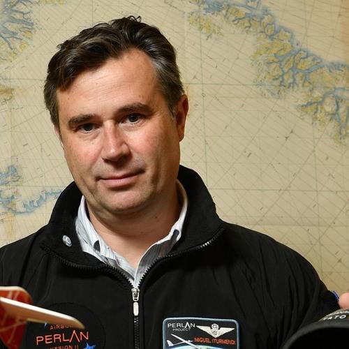 Miquel Iturmendi - Pilot - Airbus Perlan Mission II