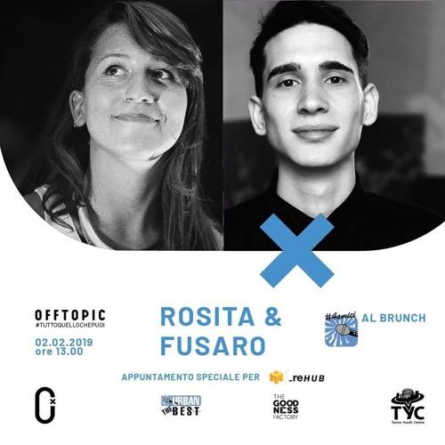 7x06 - #4amici - Rosita E Fusaro