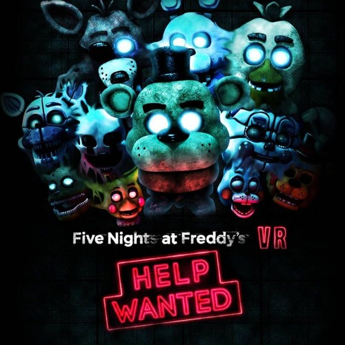 FNAF ULTIMATE CUSTOM NIGHT SONG ULTIMATE FRIGHT [RED