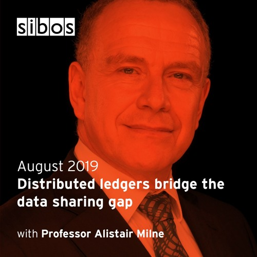 Distributed ledgers bridge the data sharing gap