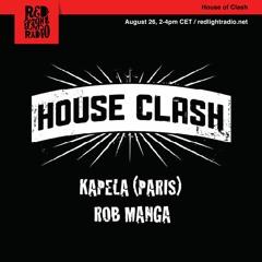Rob Manga * Kapela * Red Light Radio 08-26-2019