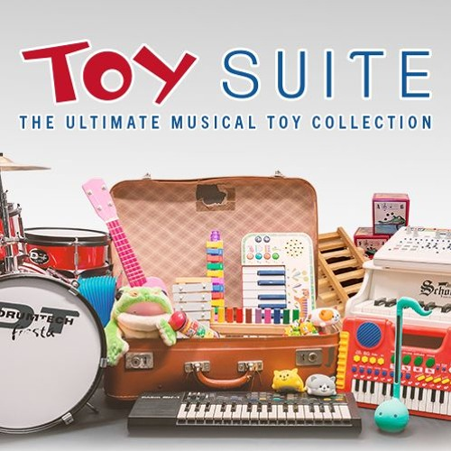 Toy Suite 8-Bit Synth by Torley