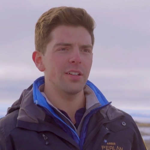 Alec Guay - Volunteer - Airbus Perlan Mission II