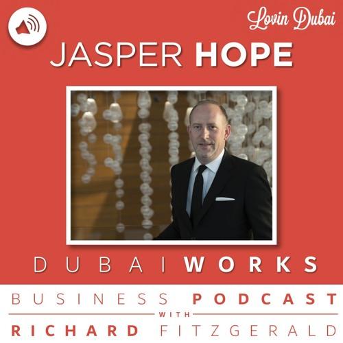 DUBAI WORKS EP 35: Jasper Hope, CEO of Dubai Opera