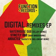 DIGITAL_REMIXES E.P. Feat. KILJOY_SIGHT UNSEEN