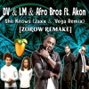[Free FLP] Dimitri Vegas & Like Mike & Afro Bros Ft Akon - She Knows (ID) [Jaxx & Vega Remix]