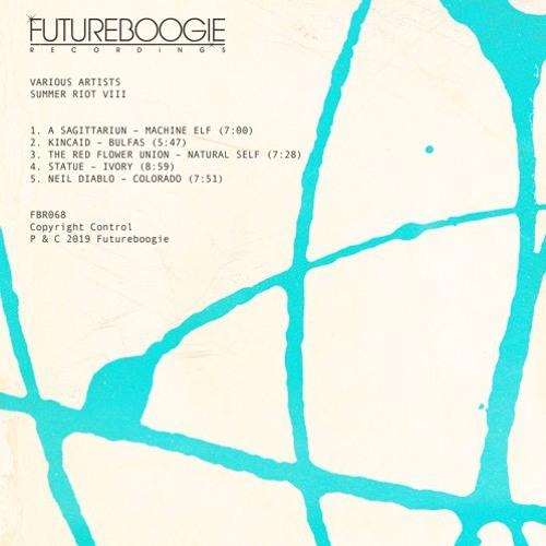 PRÈMIÉRE: STATUE - Ivory [Futureboogie Recordings]