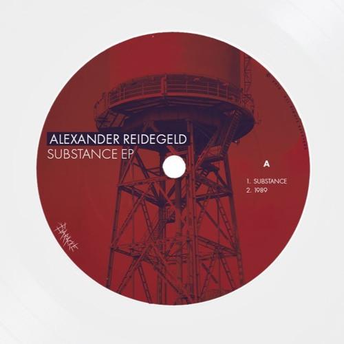 Alexander Reidegeld - Substance