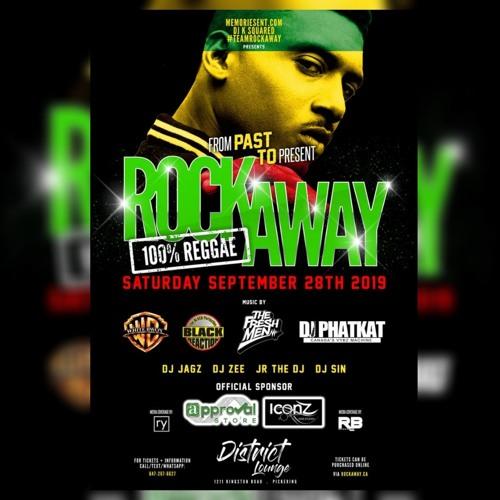 Rockaway - Sept 28 2019 Promo Mix (Jagz, Phatkat, JRtheDJ)