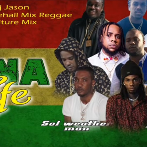 DJ Jason - Inna Life (Dancehall Mixtape 2019 Ft Alkaline, Vybz Kartel, Popcaan, Chronic Law)