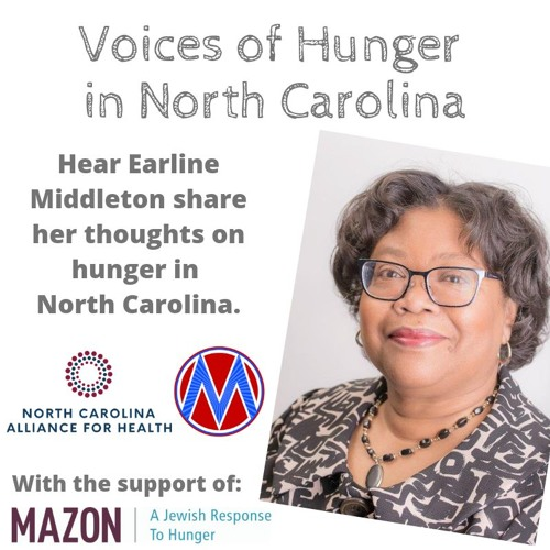 Voices of Hunger in North Carolina: Perspectives on Hunger