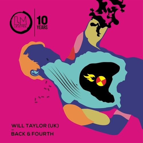 Will Taylor (UK) - Back & Fourth