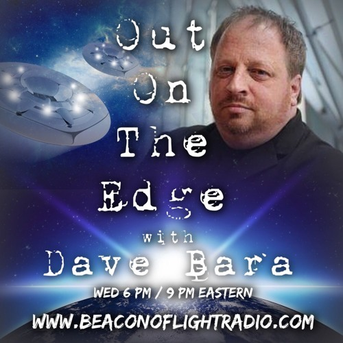 Out On The Edge with Dave Bara 8.28.19 Author Jennie Nicassio