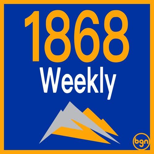 1868 Weekly Episode 43: Pixelated Brad