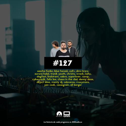 808 Radio #127 / Aurora Halal / CMM Radio – 31/8/2019