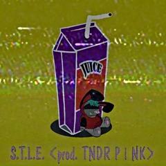 Juice - S.T.L.E. (prod. TNDR P I NK)