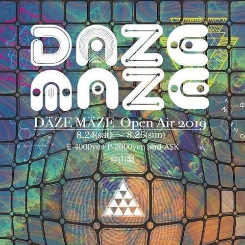 Freestyle Goambient DJmix @ Daze Maze Open Air 2019