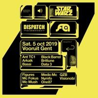 Star Warz X Dispatch X Flexout mix part two by BLACK BARREL