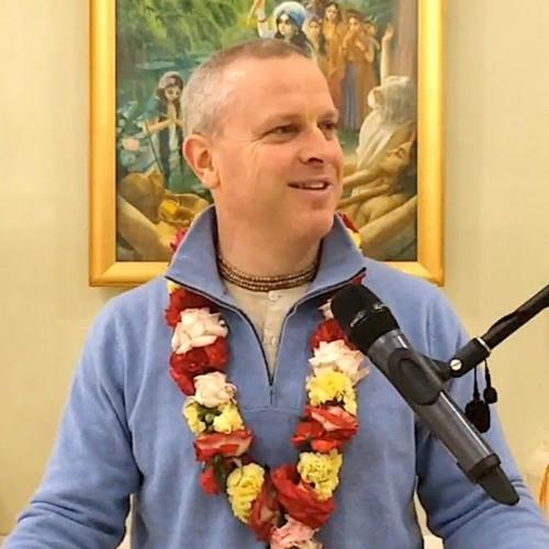 Śrīmad Bhāgavatam class on Tue 27th August 2019 by Kesava Dāsa 4.24.42