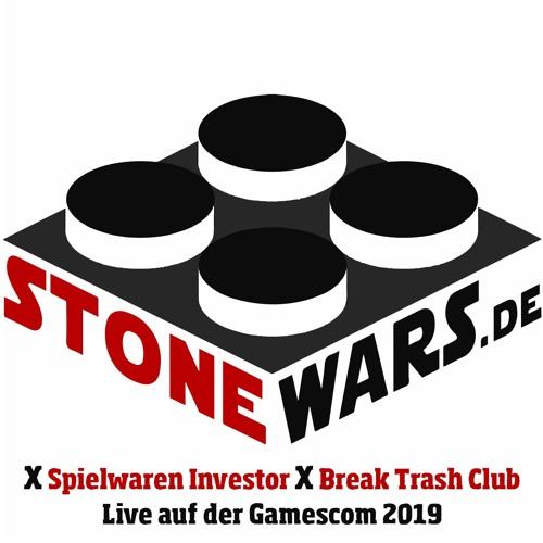 Gamescom Special: StoneWars x Spielwaren Investor x Break Trash Club