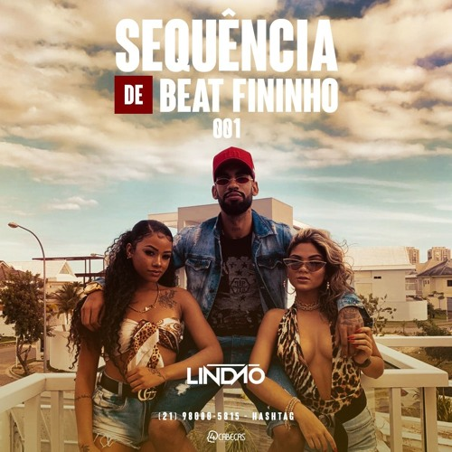 SEQUENCIA DE BEAT FININHO 001 [ DJ LINDÃO ] SURRA DE CORO