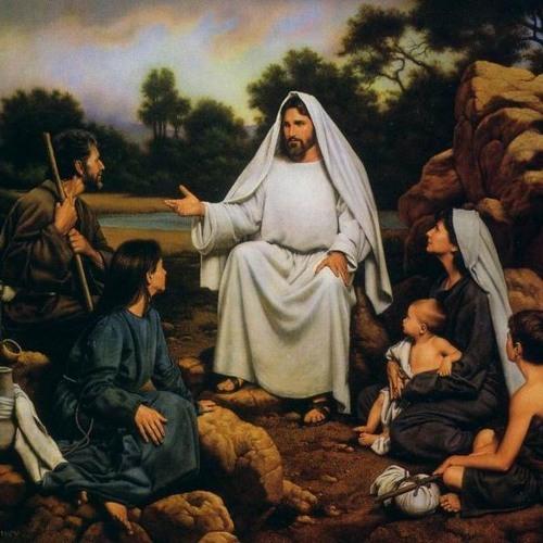 La predicación de Jesús, anunciando el Reino de Dios y convidando a la conversión