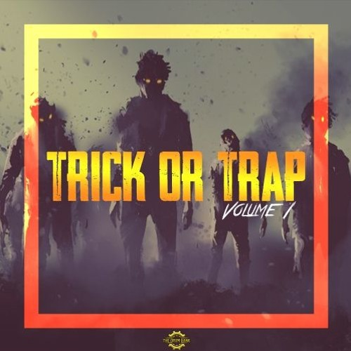 TheDrumBank Trick Or Trap Volume 1 WAV MiDi-DISCOVER
