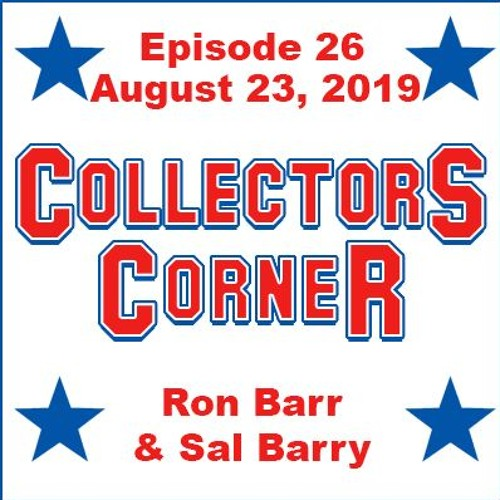 Collectors Corner #26 - 8/23/2019 - Should I Sell or Donate My Unwanted Sports Cards?