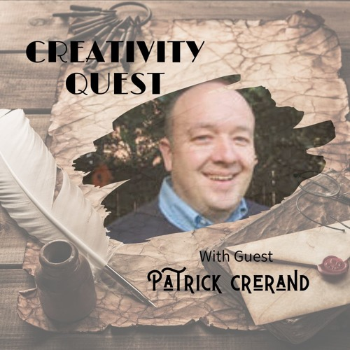 The Magic of What If? with author Patrick Crerand