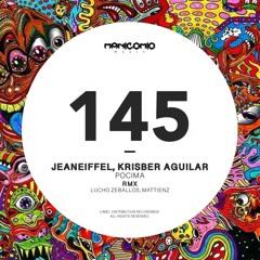 Jeaneiffel, Krisber Aguilar - Pocima (Lucho Zeballos Remix)