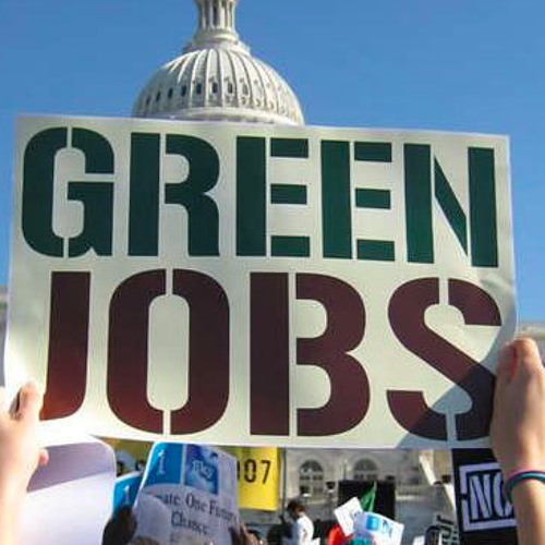 The Green New Deal & Labor: Harold Meyerson; Trump's Polls: Jeet Heer; J. Hoberman: Movies & Reagan