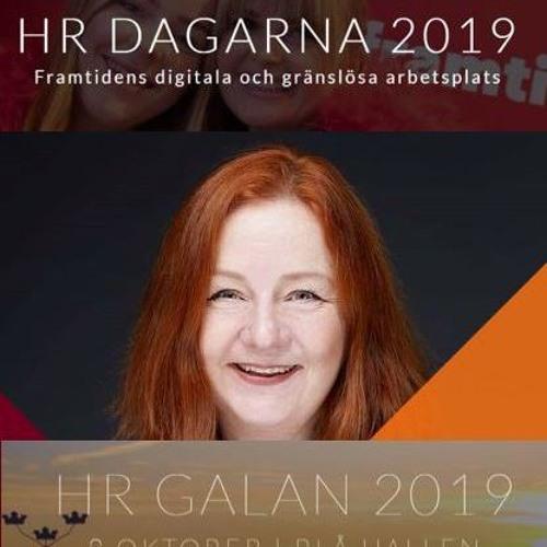 HR Dagarna 2019 Lena Lid Falkman