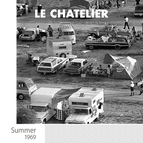 Le Chatelier & Antoine Chambe - Summer 1969
