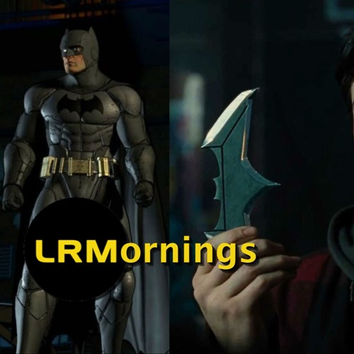 Telltale's Back(ish)And The Flash Is Back! | LRMornings